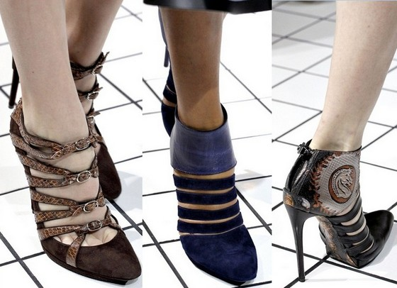 Обувь на осень 2011 от Balenciaga