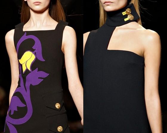Платья Versace фото