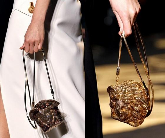 Сумочки Versace