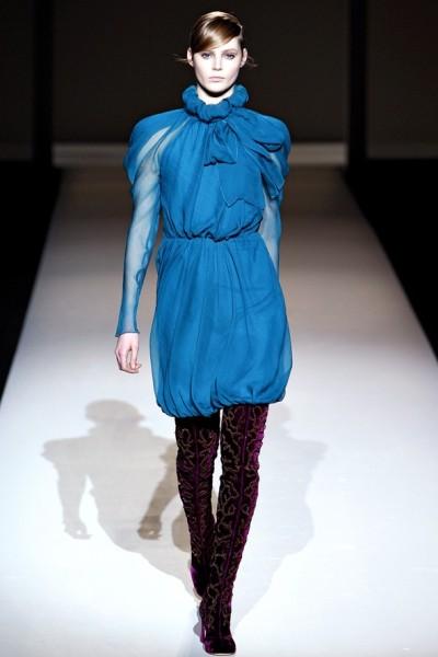 Платье с брюками Альберта Ферети