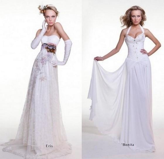 Оксана Муха - свадебные платья фото