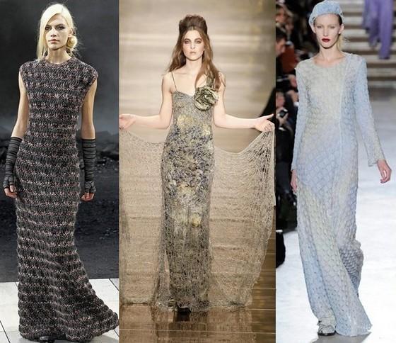 7f6b1bc66c4 Вязаные платья 2011-2012