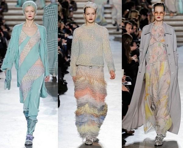 Одежда в стиле хиппи от Missoni