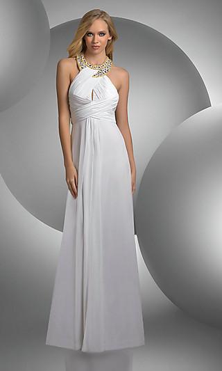 Выпускные платья в греческом стиле