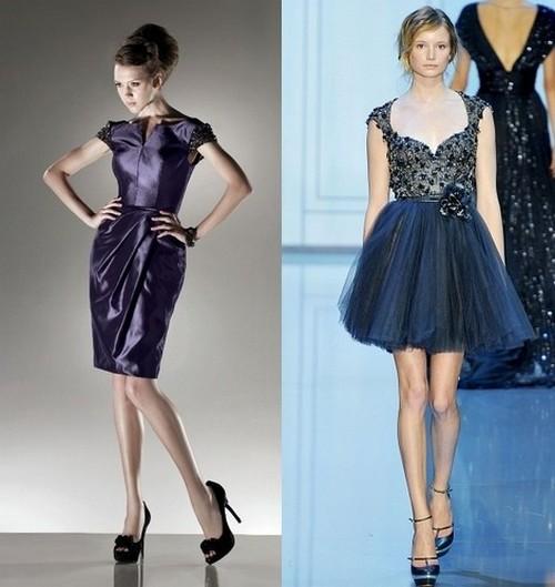 Новогодние платья 2012 по зодиаку - платья для женщины-Девы