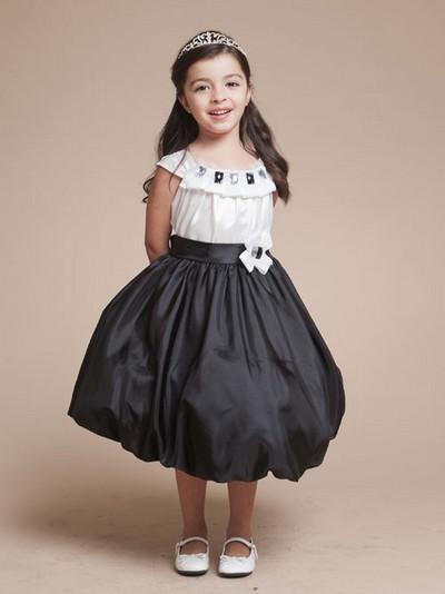 Новогоднее платье для девочки фото