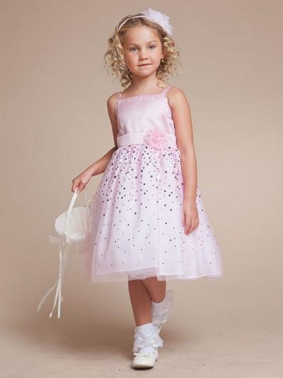 Детские новогодние платья для девочек