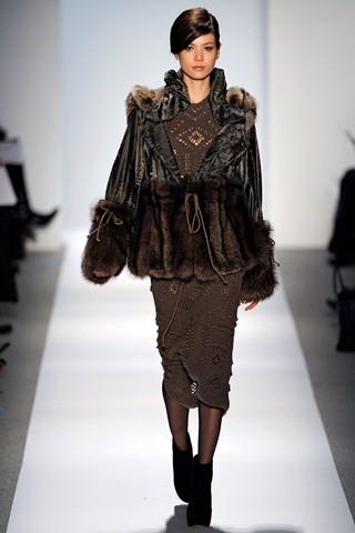 Теплые платья Осень-Зима 2011-2012 от Dennis Basso