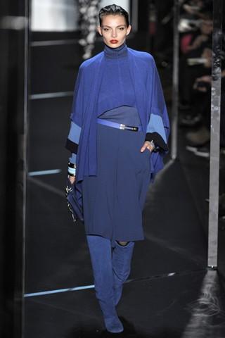 Теплые платья 2011-2012 от Diane von Furstenberg