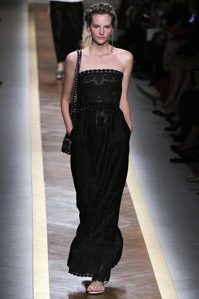 Платья в стиле ретро - коллекция весна-лето 2012 от Valentino