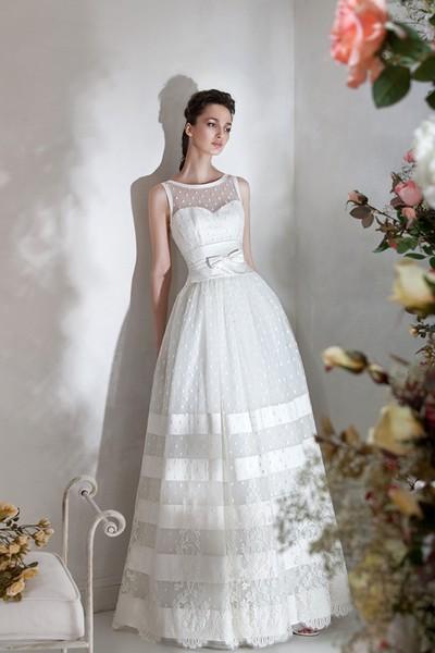 Свадебные платья Папилио 2012