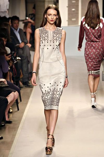 Деловые платья 2012 от Loewe