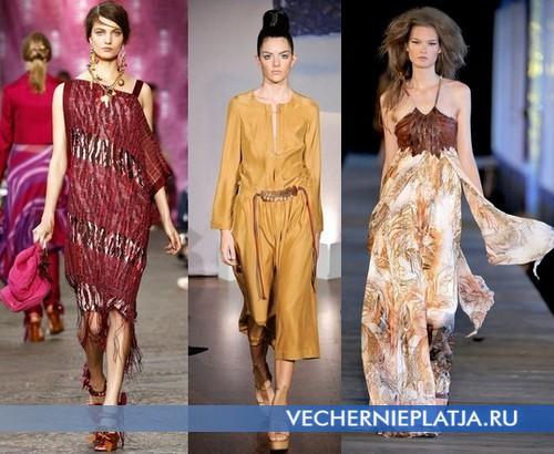 Модные платья сафари от Missoni, Джульетта, Diesel Black Gold