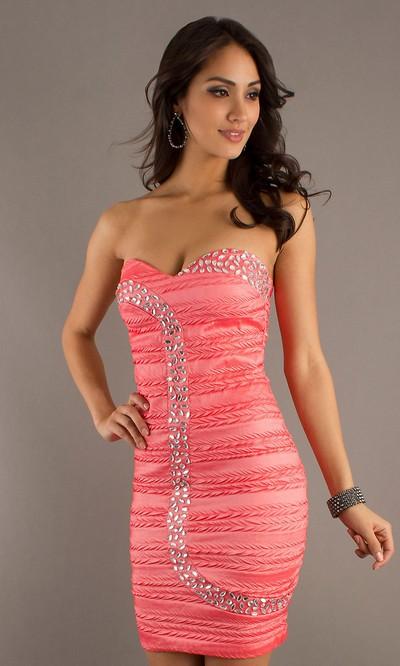 Платье бандо фото