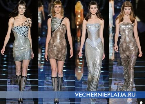 Платья с имитацией змеиной кожи для новогоднего корпоратива 2013