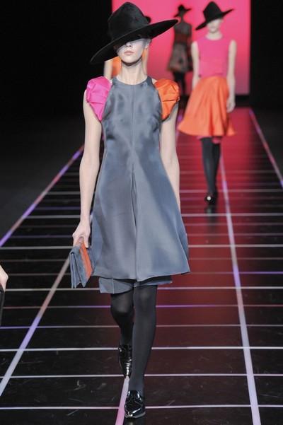 Платья на осень 2012 с шортами фото