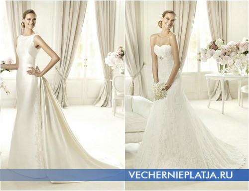 Свадебные платья Pronovias фото из коллекции Costura 2013