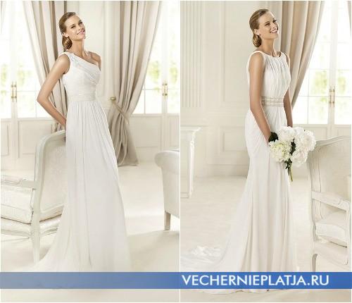 Коллекция свадебных платьев Pronovias Fashion 2103