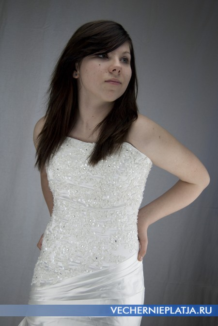 Красивое свадебное платье из Китая купить