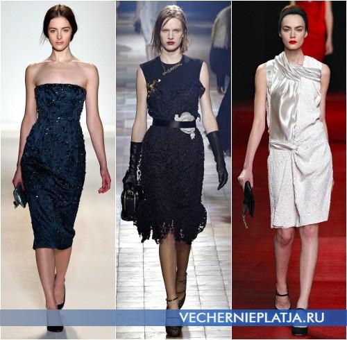 Красивые платья для Нового года 2014