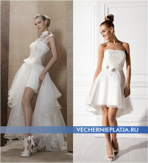 Выбираем обувь к свадебному платью