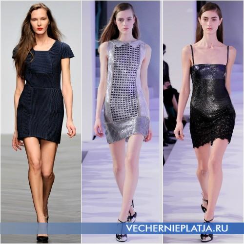 Мини-платья для невысоких девушек
