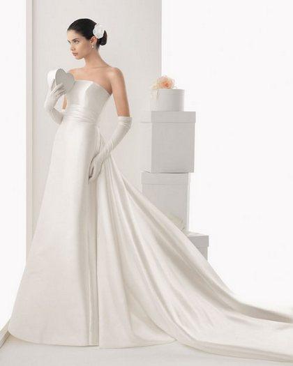 Сказочно красивое свадебное платье 2014 Rosa Clara