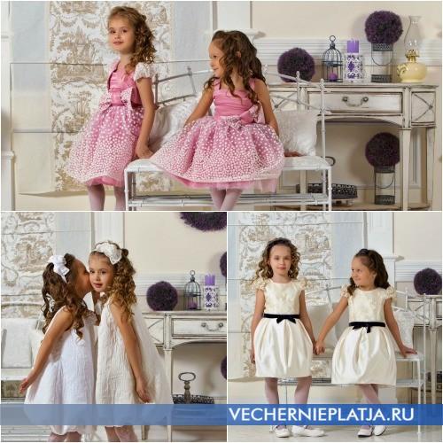 Самые интересные фасоны свадебных платьев для девочек