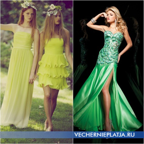Как выбрать красивое платье на выпускной