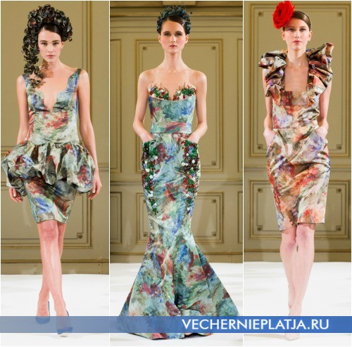Как выбрать выпускное платье 2014 фото