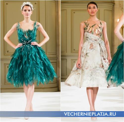 Красивые платья для выпускного вечера 2014