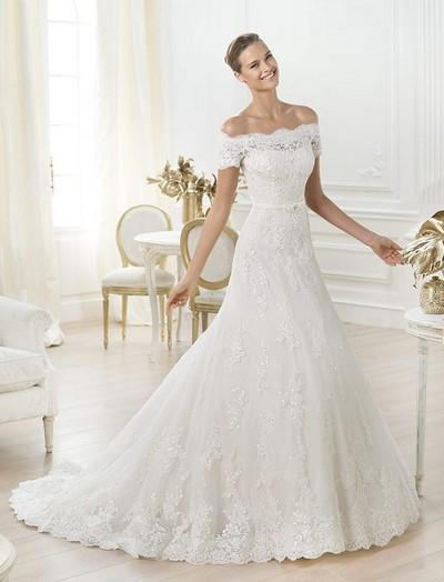 Как правильно подобрать свадебное платье
