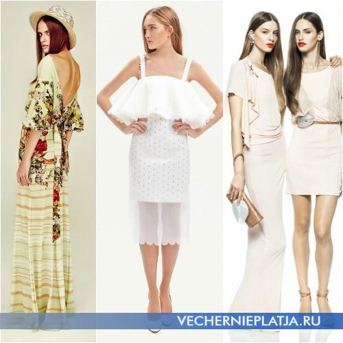 ae1f2e8e3eb Модные платья лето 2014 фото (более 60 моделей)