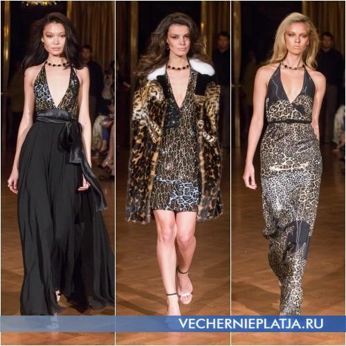 Что надеть на Новый год 2015 романтическое платье