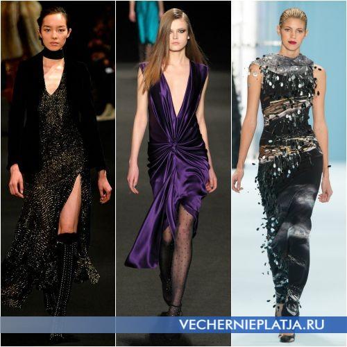 В каком платье встречать Новый год 2016