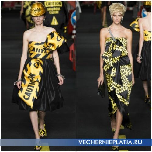 Короткие оригинальные платья на лето 2016