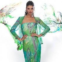 Яркие платья Дайан Фрайс – коллекция весна-лето 2011