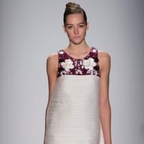 Аппликация на платье: модный декор весенне-летнего сезона 2014