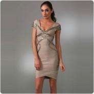 Бандажное платье: станьте обладательницей фигуры-мечты