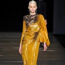 Богемный стиль одежды: платья из коллекций сезона Осень-Зима 2011-2012