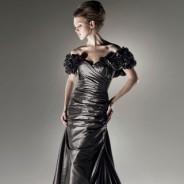 Черное вечернее платье – загадочный образ, притягивающий внимание