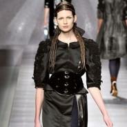Вечерние черные платья Осень-Зима 2012-2013 – великолепие темной палитры