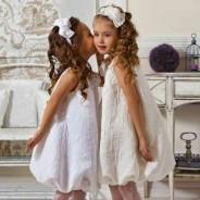 Выбираем свадебный наряд не для взрослых: детские платья на свадьбу