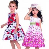 Детские платья на выпускной для маленьких принцесс