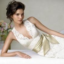 Свадебные платья цвета айвори для каждой невесты