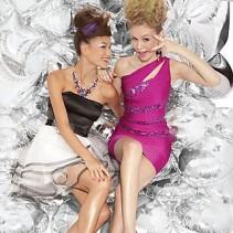 Короткие платья на выпускной 2012 – выбор юных принцесс