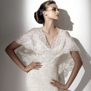 Кружевные свадебные платья 2011-2012