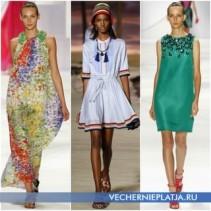 Модные летние платья и сарафаны 2016: красивые наряды на любые темы