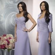 Платье для мамы невесты – свадебный этикет и женская красота