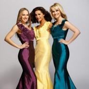 Прекрасные «песочные часы» и выбор вечернего платья для них